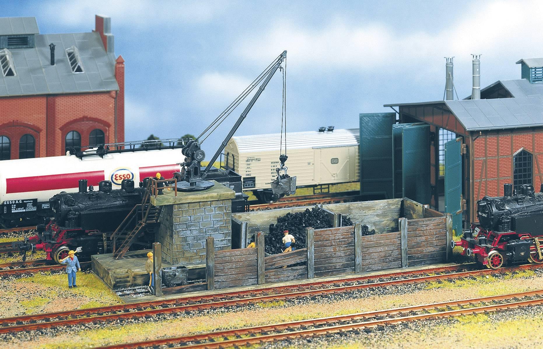 Piccolo deposito di carbone Fa