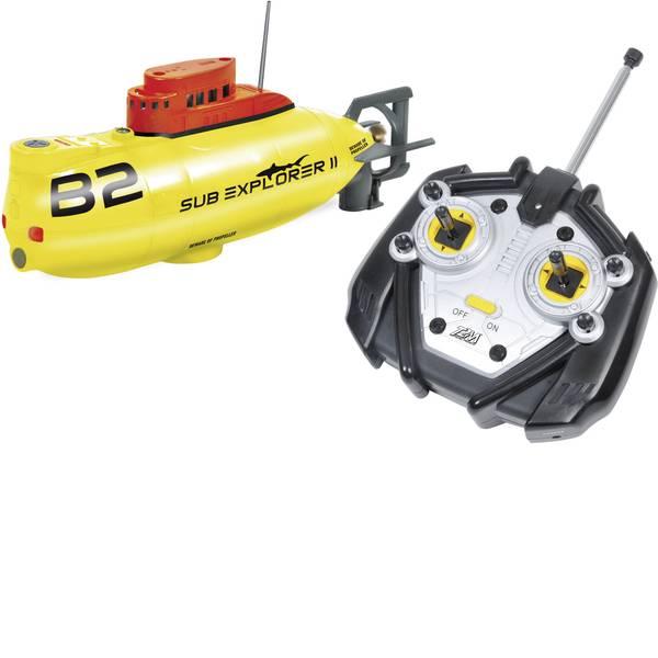 Barche telecomandate - T2M Sub Explorer II Sommergibile per principianti RtR 131 mm -