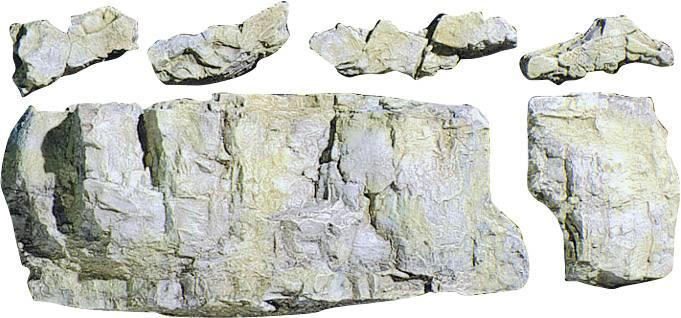 C1234 Woodland Scenics Stampo in gomma per creazione rocce con massimo realismo
