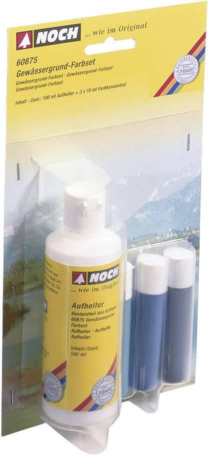 Kit colori di fondo per effetto acqua 1 KIT NOCH 60875