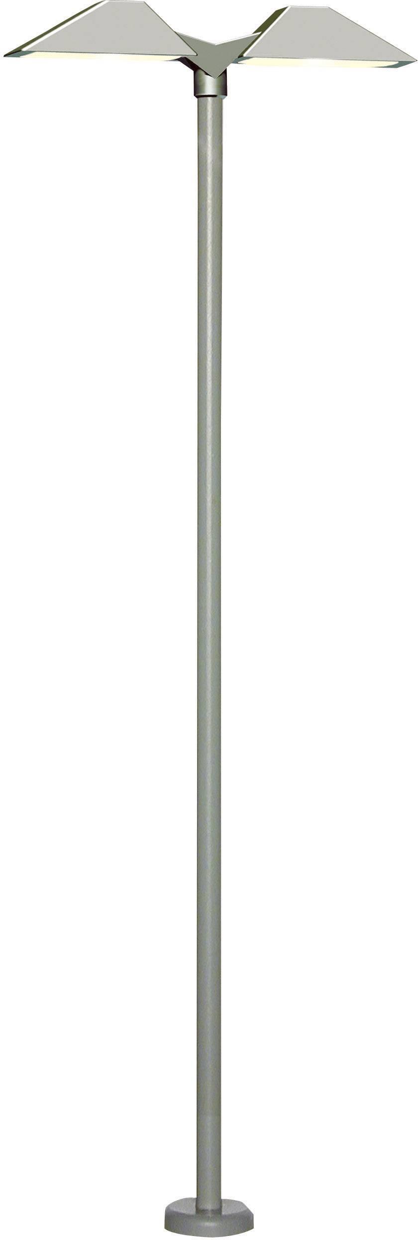 Lampione per piattaforma binari dop
