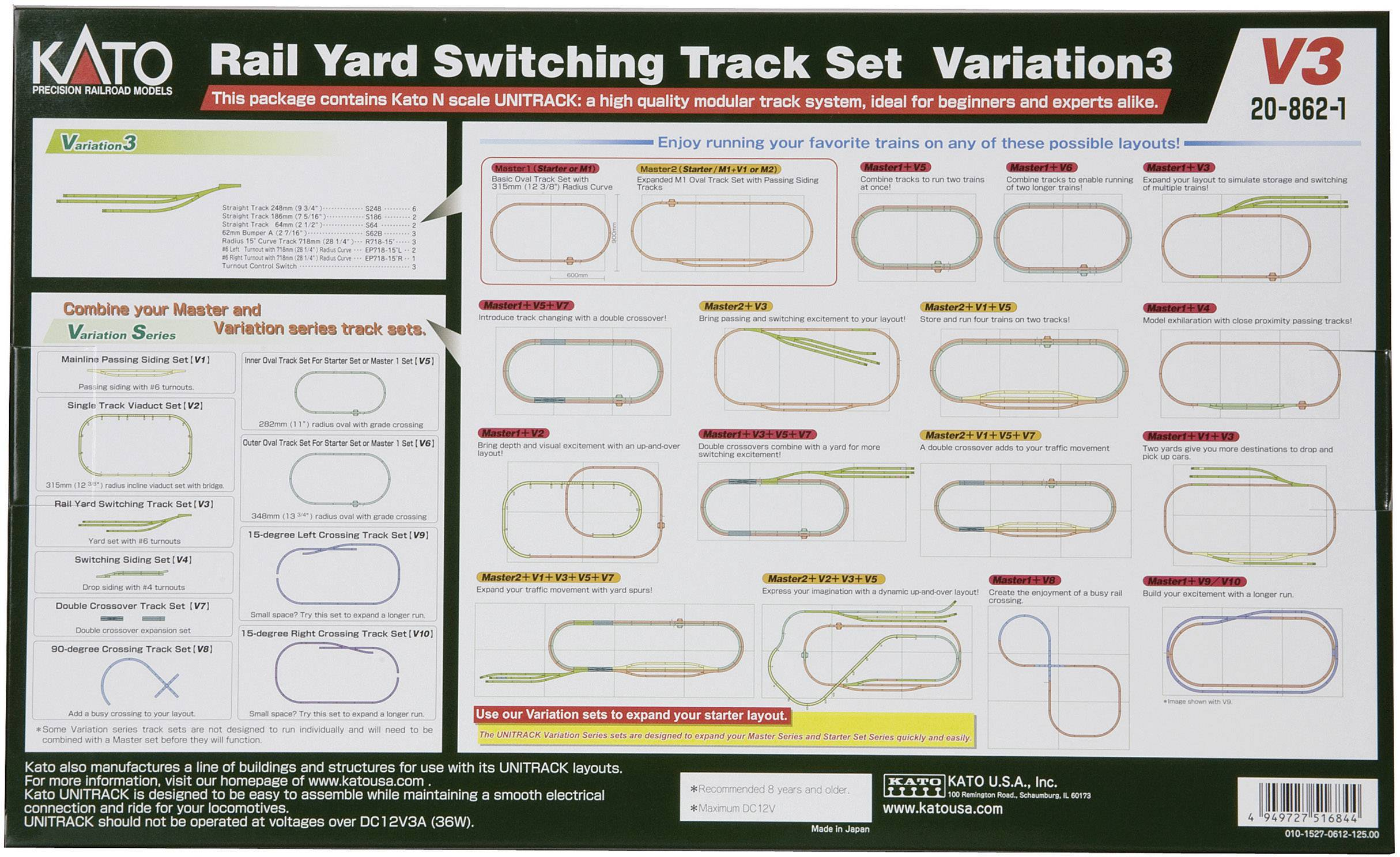 Busch 8057 barche-Set Traccia N
