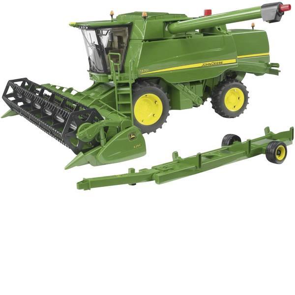 Veicoli agricoli - Mietitrebbiatrice Bruder John Deere T670i -