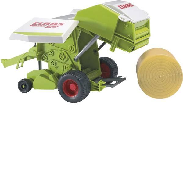 Veicoli agricoli - Raccoglitrice-pressa per balle Bruder Claas Rollant 250 -