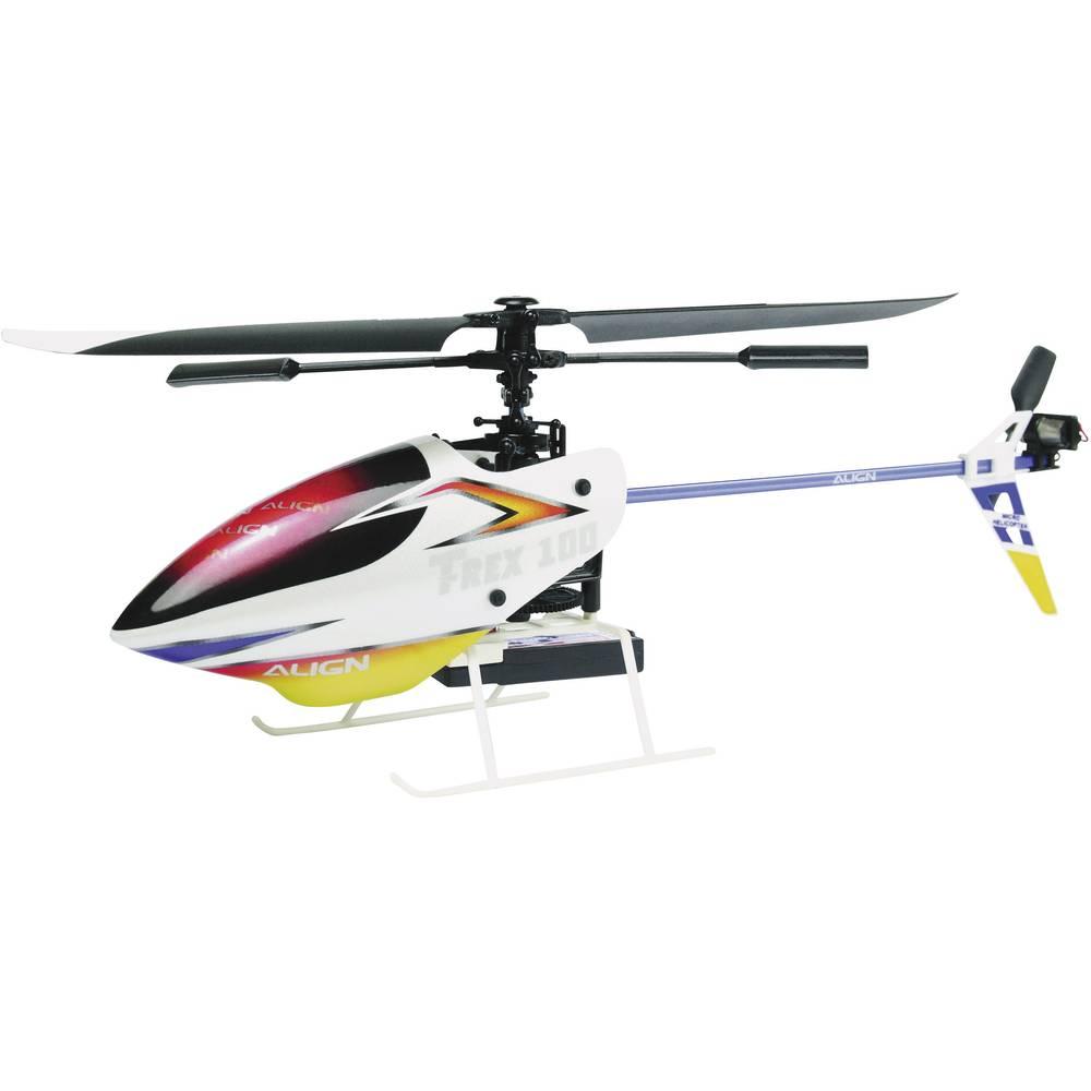 Elicottero T 129 : Elicottero radiocomandato align t rex 100x super combo rtf 100er in