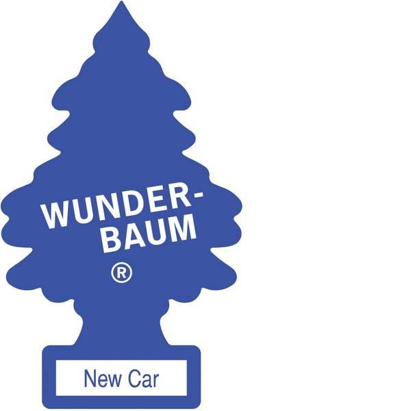 Deodoranti per auto - Wunder-Baum Alberello profumato New Car 1 pz. -