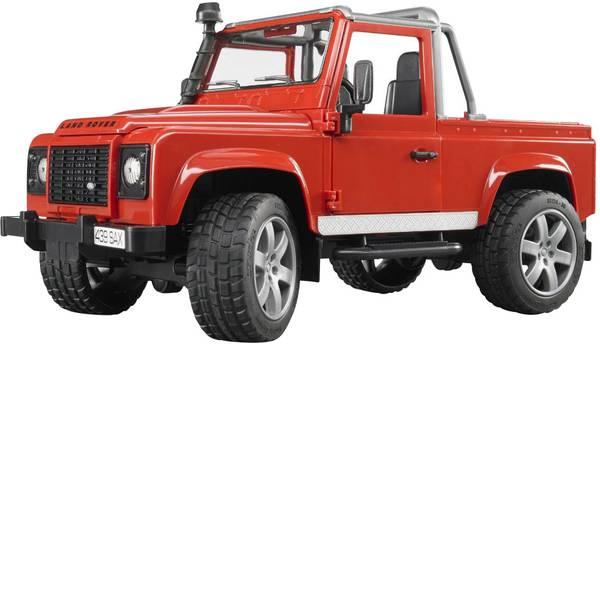 Veicoli senza telecomando - Paese Bruder Rover Defender Pick up -