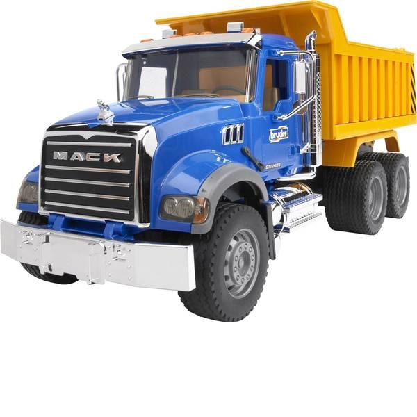 Veicoli industriali e veicoli da cantiere - Fratello maggiore MACK Granite autocarri con cassone ribaltabile -