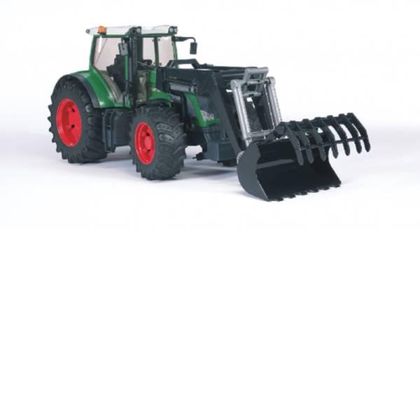 Veicoli agricoli - Trattore con caricatore frontale BRUDER Fendt 936 Vario 3041 -