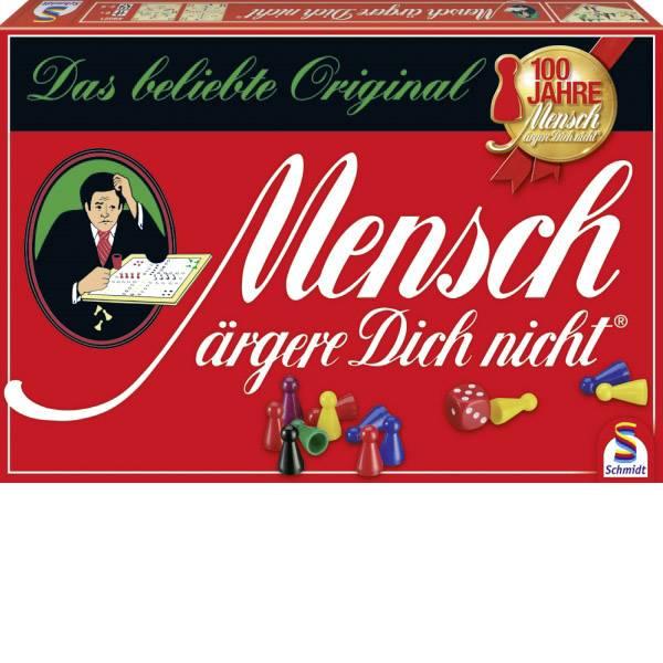 Giochi di società e per famiglie - Schmidt Spiele Mensch ärgere dich nicht Standardausgabe 49021 -