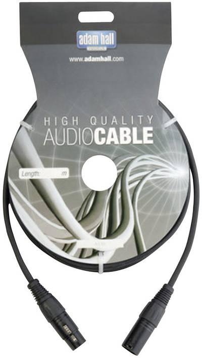 DMX Cavo di collegamento [1x Spina XLR - 1x Presa XLR] 20 m AH Cables KDMX20