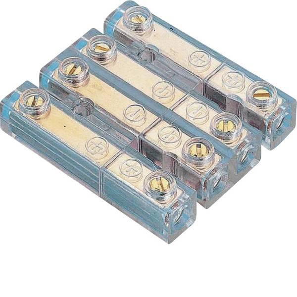 Cavi e accessori per altoparlanti HiFi per auto - Connettore Sound Board 8 x 4 mm² Sinuslive placcato oro -