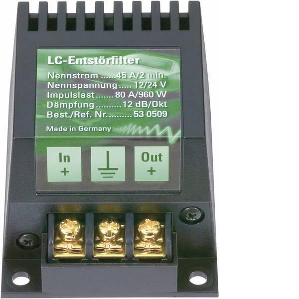 Accessori per installazioni HiFi per auto - Filtro antidisturbo AIV 53 C509 -