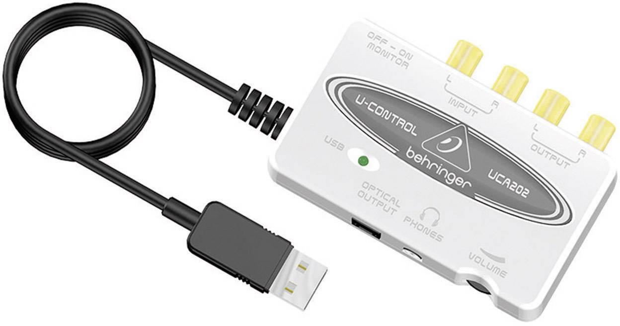 Interfaccia audio Behringer UCA202