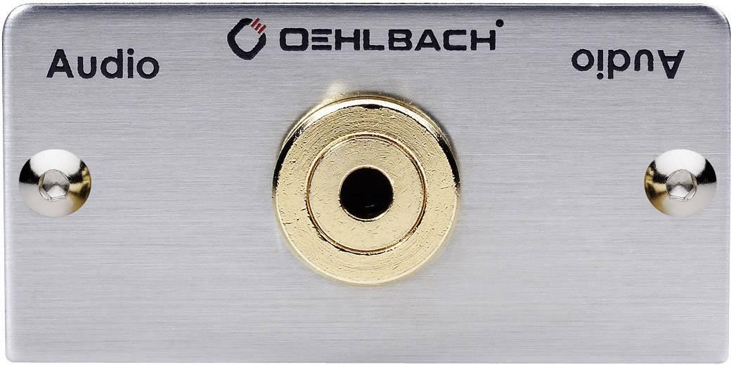 Inserto multimedia Jack con cavo adattatore Oehlbach PRO IN MMT-C AUDIO-35