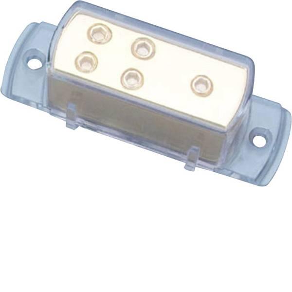 Porta fusibili HiFi e distributori di corrente per auto - Distributore di corrente HiFi per auto Sinuslive VB 1-4 -