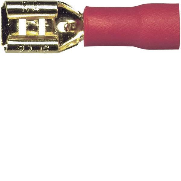Cavi e connettori HiFi per auto - Spina faston HiFi per auto Kit da 10 1.5 mm² 4.8 mm Sinuslive placcato oro -