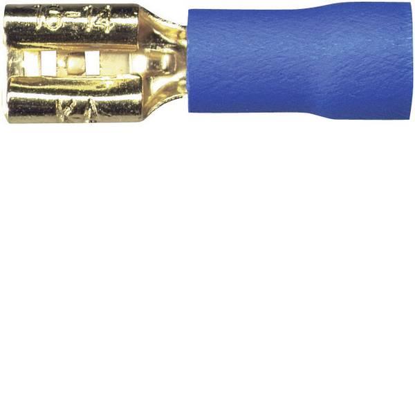Cavi e connettori HiFi per auto - Spina faston HiFi per auto Kit da 10 2.5 mm² 4.8 mm Sinuslive placcato oro -