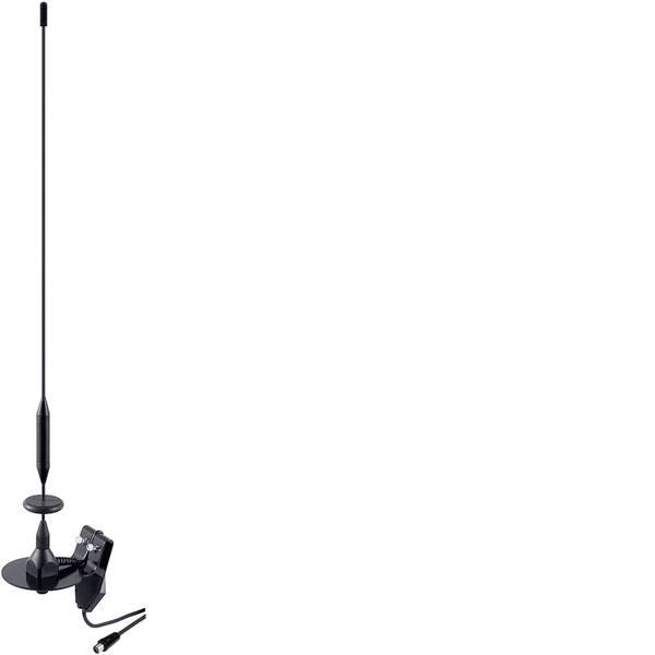 Antenne per auto - Wittenberg Antennen KFZ 1D Antenna da finestrino con morsetto per auto -