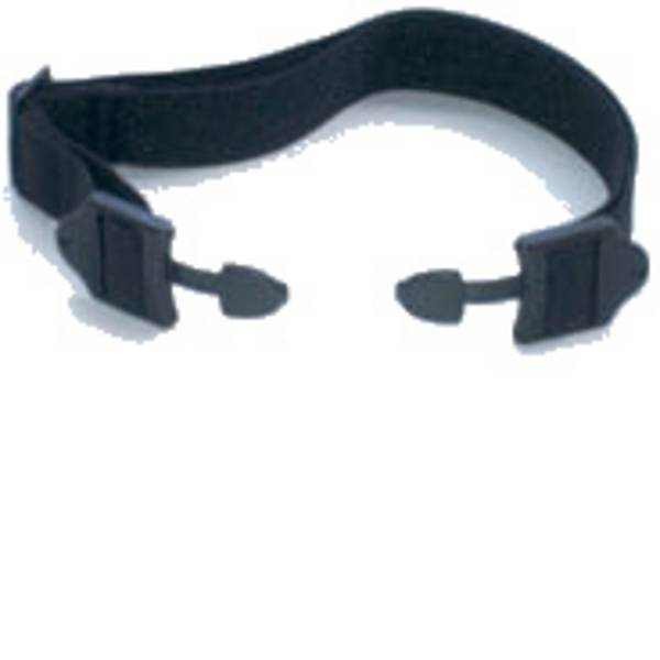 Cardiofrequenzimetri con fascia toracica - Fascia toracica di ricambio senza sensore Garmin Elastischer Brustgurt -