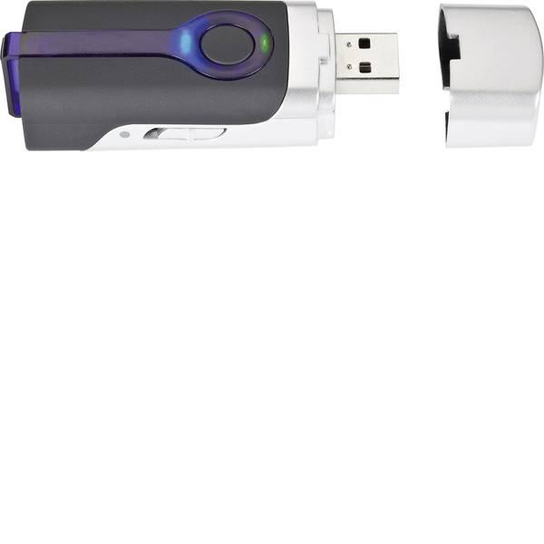 Tracker GPS - Renkforce GT-730FL-S Registratore GPS (Logger) Nero -