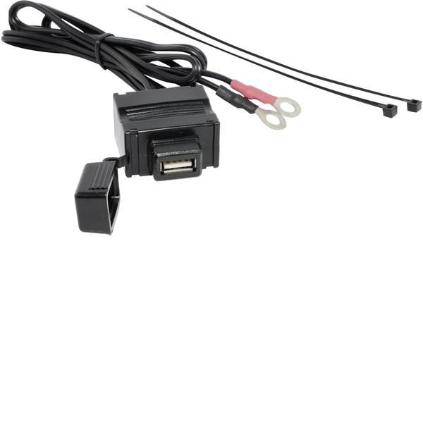 Accessori per presa accendisigari - BAAS Presa USB con terminali ad occhiello USB2 1 A -