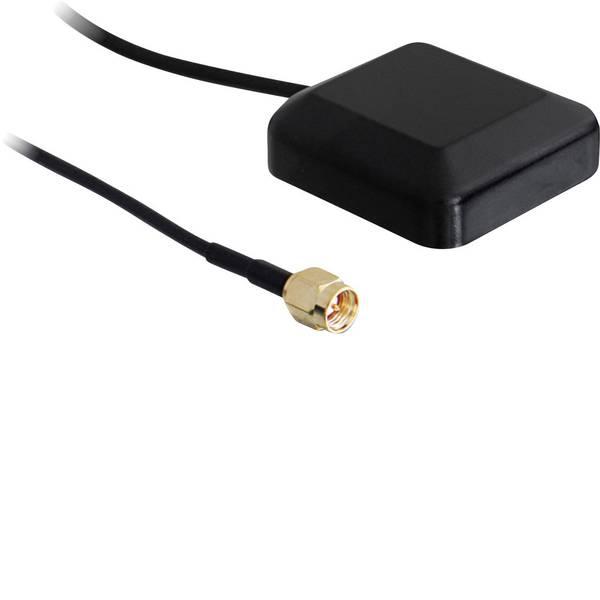 Tracker GPS - Navilock NL-69AT SMA Ricevitore GPS Nero -