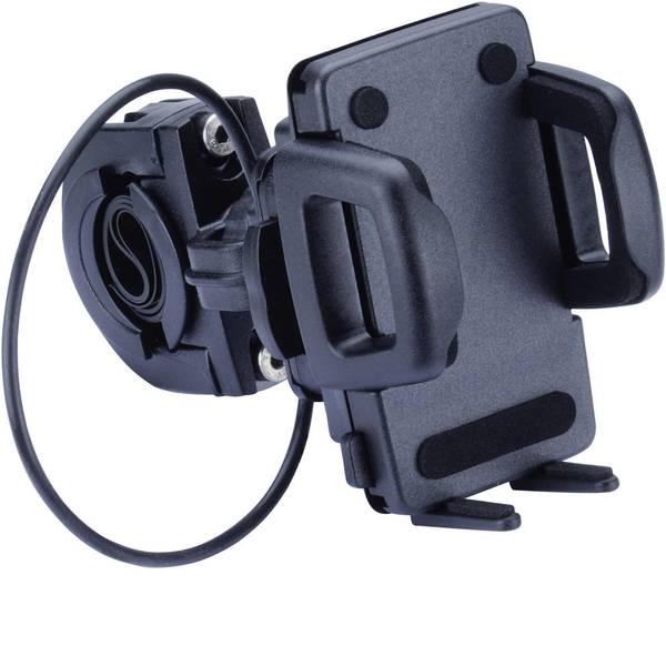 Supporti smartphone per biciclette - Herbert Richter Mini Phone Gripper 6 Supporto smartphone per bicicletta Adatto per: Universal Larghezza (max.): 78 mm -