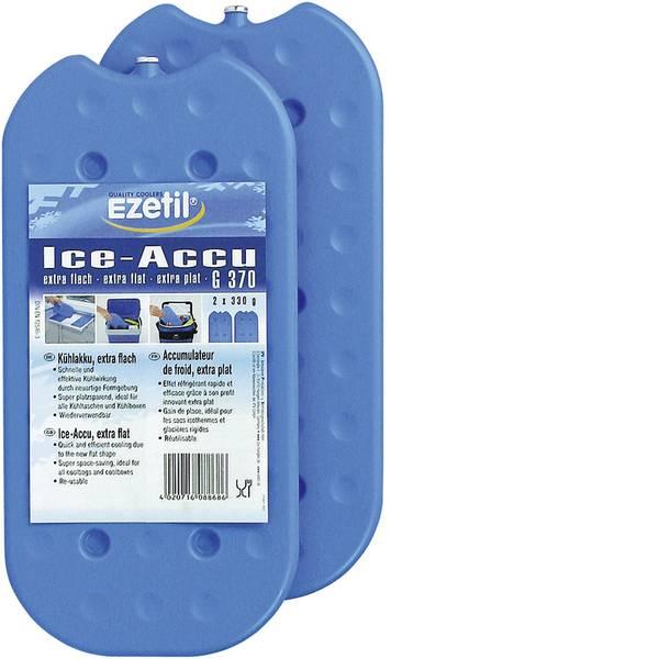 Accessori e ricambi per mini frigo - Accumulatore di freddo Ezetil IceAkku G370 886820 2 pz. (L x L) 245 mm x 130 mm -