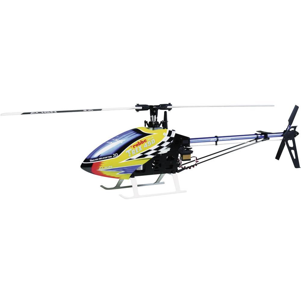 Elicottero 450 : Align t rex 450 plus dfc super combo elicottero elettrico rtf 1