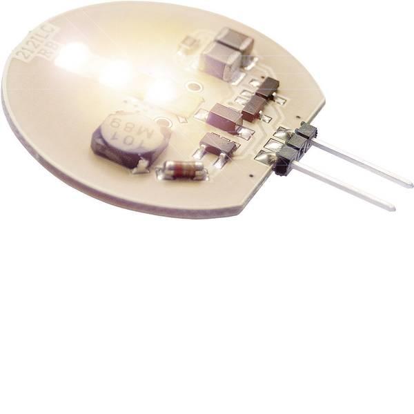 Illuminazione per interni auto - ProCar 57429061 57429060 LED G4 Lampadina di ricambio 12 V, 24 V G4 (Ø x A) 30 mm x 4 mm -