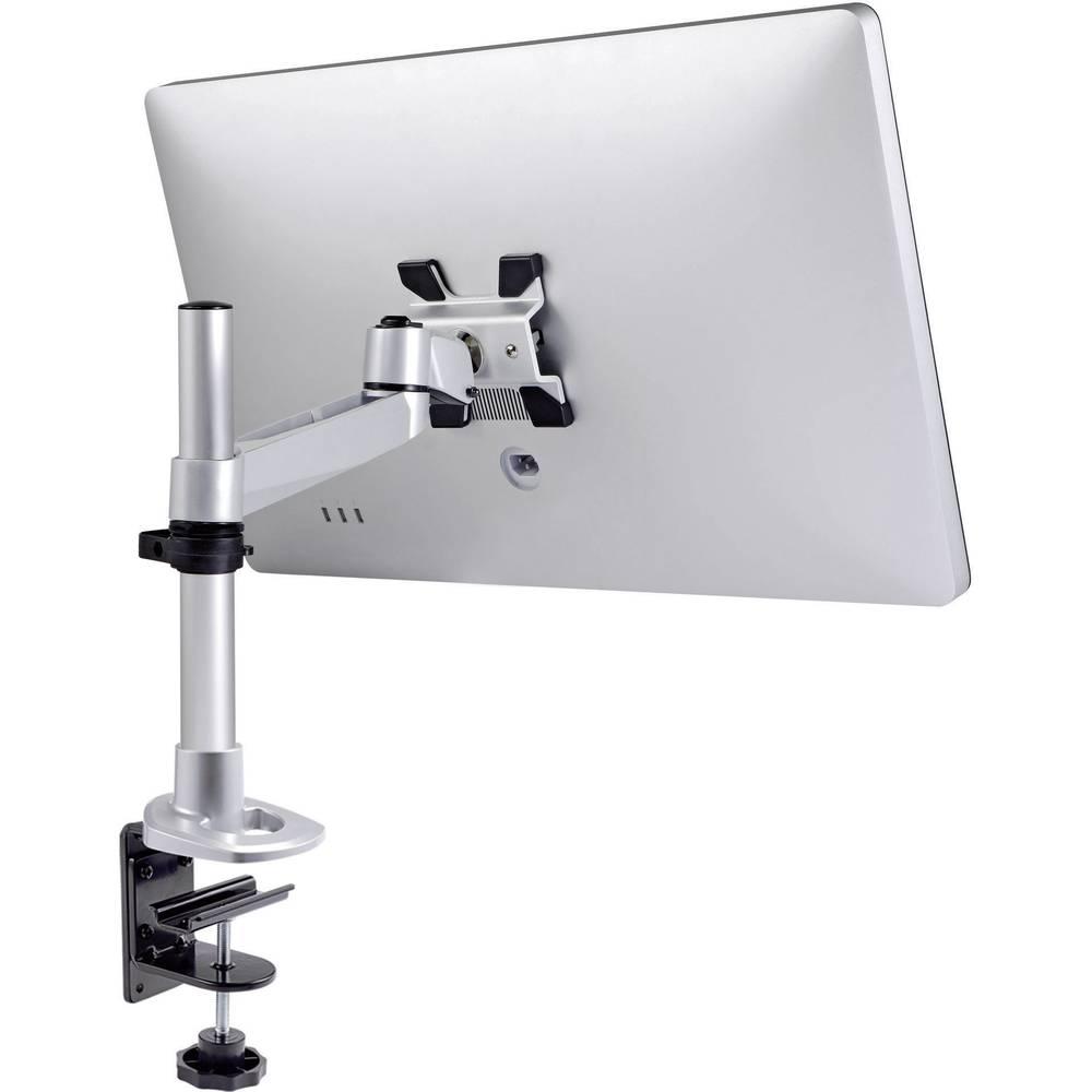 Supporto da tavolo per monitor 10 30 inclinabile girevole rotante xergo swivel in vendita - Meccanismo rotante per tavolo ...