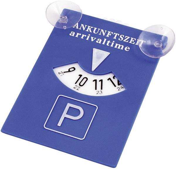 Accessori comfort per auto - Disco orario APA 30102 11 cm x 15 cm con ventosa -