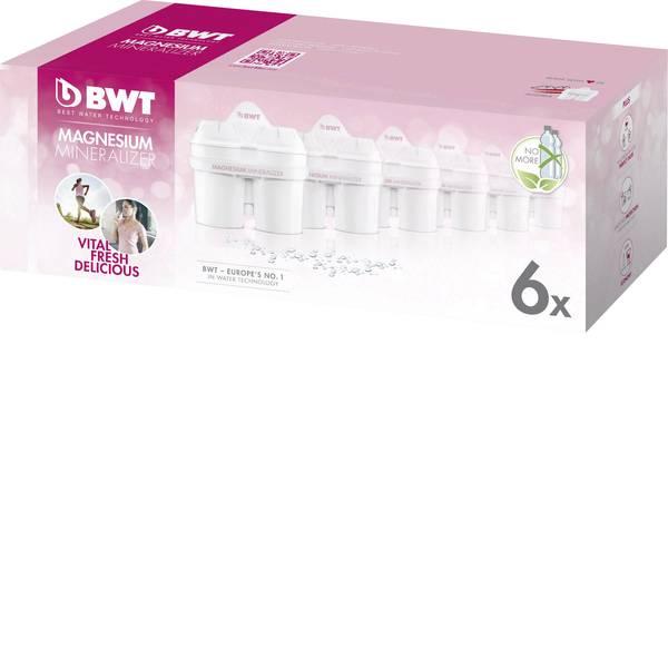 Caraffe dell`acqua e cartucce filtranti - Filtri BWT Mineralized magnesio water cartucce filtri 6 (814136) -