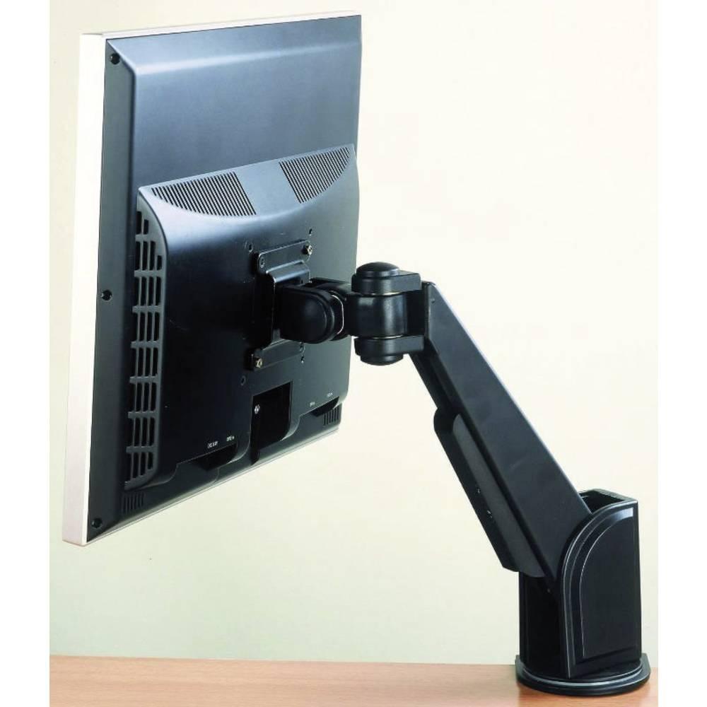 Supporto da tavolo per monitor 33 0 cm 13 55 9 cm 22 inclinabile girevole rotante in - Supporto girevole per tavolo ...
