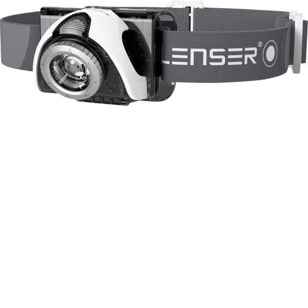 Lampade da testa - Ledlenser SEO 5 LED Lampada frontale a batteria 180 lm 40 h 6105 -