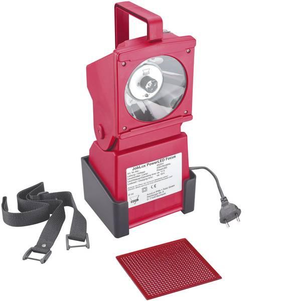 Torce con batterie ricaricabili - AccuLux 452541 Lampada portatile a batteria JobLux Rosso segnale LED 11 h -