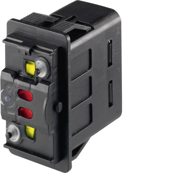 Interruttori per auto - Marquardt Interruttore a bilanciere per auto 3250.0006 12 V/DC 20 A 1 x Off / On Permanente IP66/IP67 1 pz. -