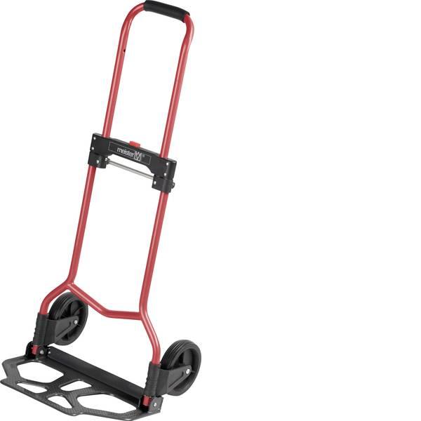 Carrelli per sacchi - Carrellino pieghevole Capacità di carico (max.): 60 kg Meister Werkzeuge 8985760 -