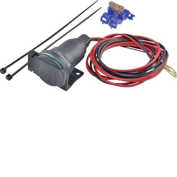 Accessori per presa accendisigari - BAAS Zigarettenanzünderdose mit Rohrhalter ZA02 5 A -