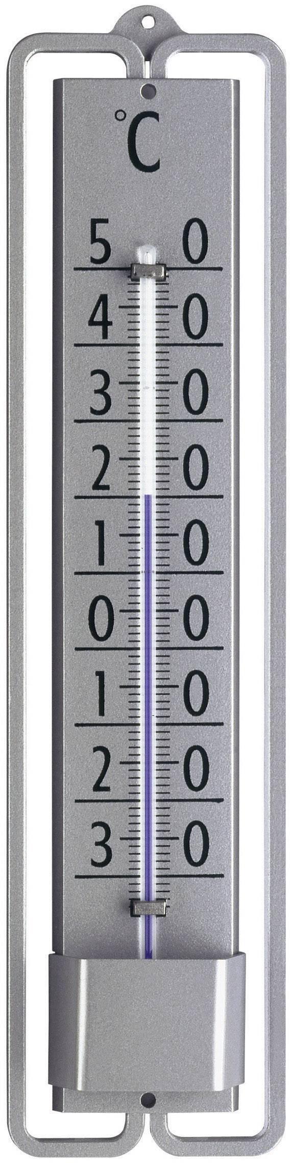 Infrarossi-TERMOMETRO DUALTEMP PRO TFA 31.1119 entrata TERMOMETRO MIN-MAX HACCP