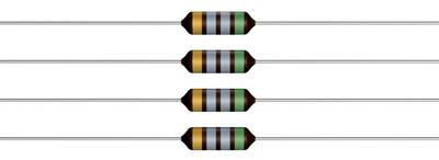 Epcos B82144A2474J Induttanza RF radiale Passo 15 mm 470 µH 2.5 Ω 0.28 A 1 pz.