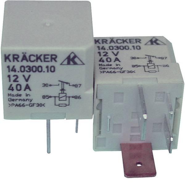Relè auto - Kräcker 14.0300.10 Relè per auto 12 V/DC 70 A 1 NA -