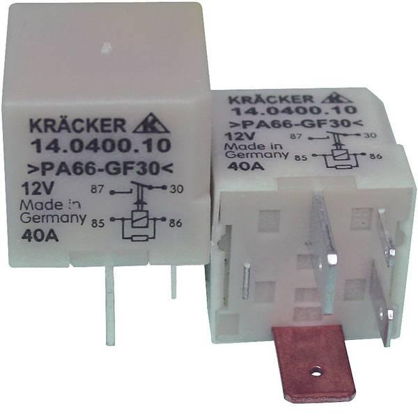 Relè auto - Kräcker 14.0400.10 Relè per auto 12 V/DC 40 A 1 NA -