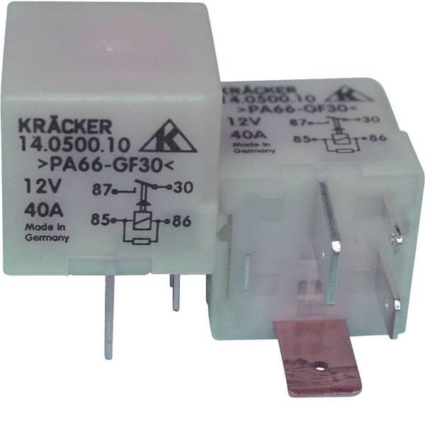 Relè auto - Kräcker 14.0500.10 Relè per auto 12 V/DC 15 A 1 NA -