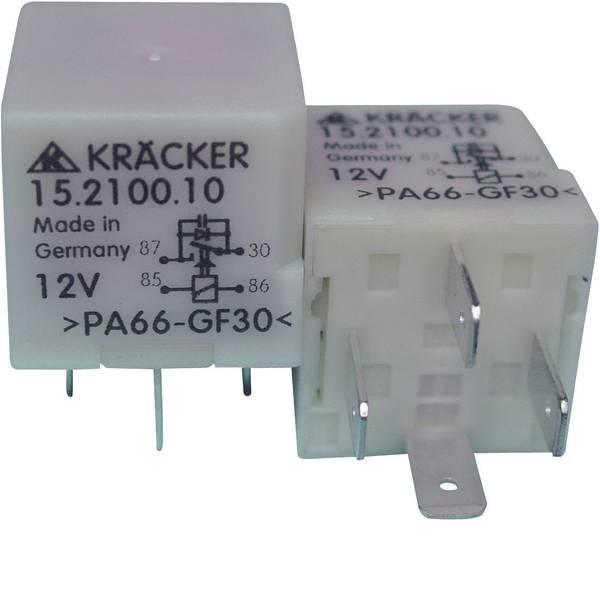 Relè auto - Kräcker 15.2100.10 Relè per auto 12 V/DC 15 A 1 NA -