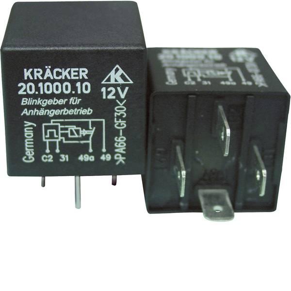 Relè auto - Kräcker 20.1000.10 Relè per auto 12 V/DC 20 A 1 NA -