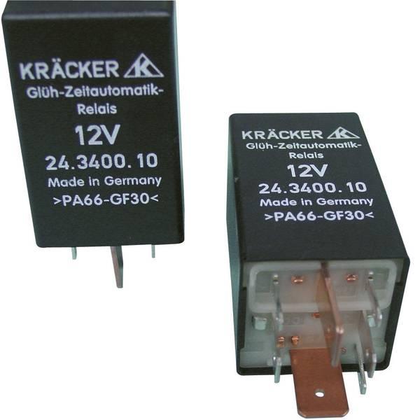 Relè auto - Kräcker 24.3400.10 Relè per auto 12 V/DC 40 A 1 NA -