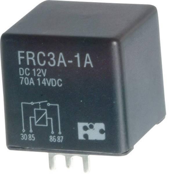Relè auto - FiC FRC3A-1A-DC12V Relè per auto 12 V/DC 70 A 1 NA -