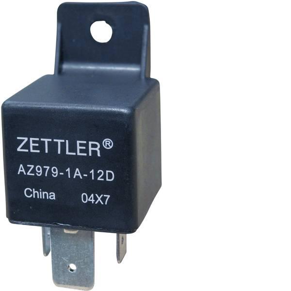 Relè auto - Zettler Electronics AZ979-1A-12D Relè per auto 12 V/DC 80 A 1 NA -